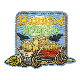 S-3778 Haunted Hayride Patch