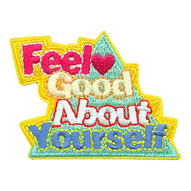 S-3780 Feel Good About Yourself Patch