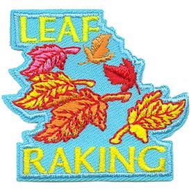S-3784 Leaf Raking Patch
