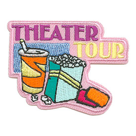 S-3785 Theater Tour Patch