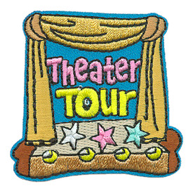 S-3790 Theater Tour Patch