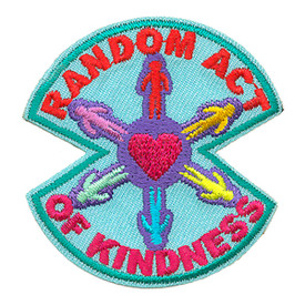 S-3792 Random Act Of Kindness Patch