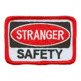 S-3794 Stranger Safety Patch