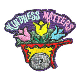 S-3796 Kindness Matters Patch