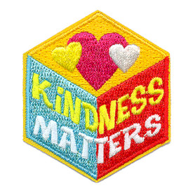 S-3800 Kindness Matters Patch