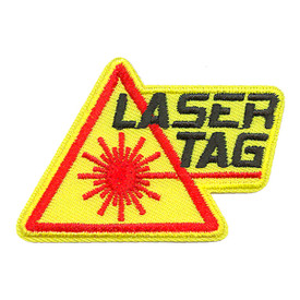 S-3805 Laser Tag Patch
