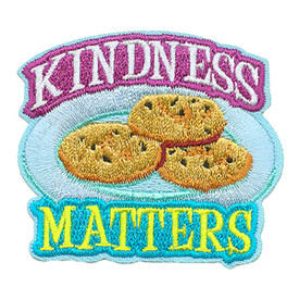 S-3806 Kindness Matters Patch