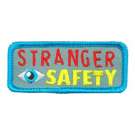 S-3807 Stranger Safety Patch