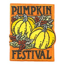 S-3810 Pumpkin Festival