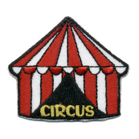 S-0282 Circus - Tent Patch