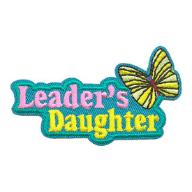 S-3815 Leader's Daughter Patch