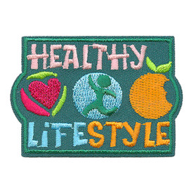 S-3830 Healthy Lifestyle Patch