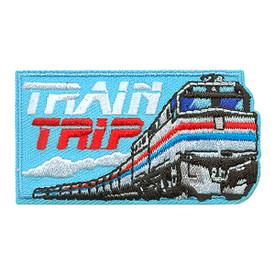 S-3838 Train Trip Patch
