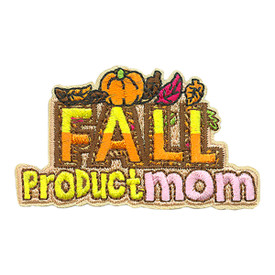 S-3846 Fall Product Mom Patch