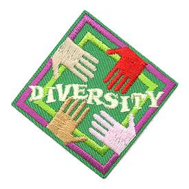 S-3858 Diversity Patch