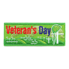 S-3871 Veteran's Day Patch