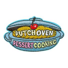 S-3873 Dutch Oven Dessert Patch