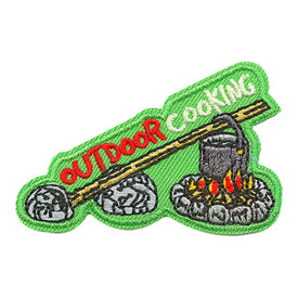 S-3874 Outdoor Cooking Patch