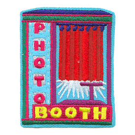S-3881 Photo Booth Patch