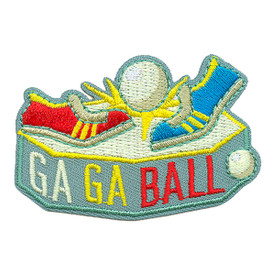 S-3883 Ga Ga Ball Patch