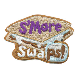 S-3885 S'more Swaps! Patch