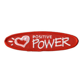 S-0289 Positive Power Patch