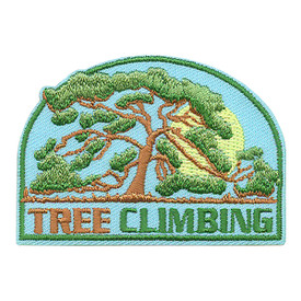 S-3891 Tree Climbing Patch