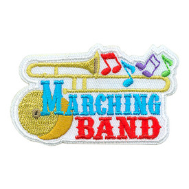 S-3894 Marching Band Patch
