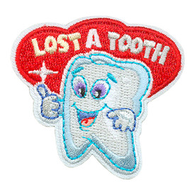 S-3900 Lost A Tooth Patch