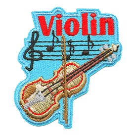 S-3902 Violin Patch