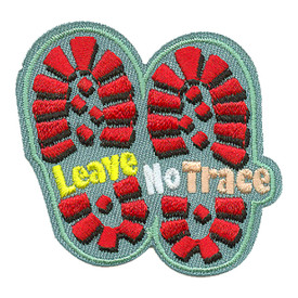 S-3908 Leave No Trace Patch