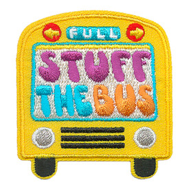 S-3913 Stuff The Bus Patch