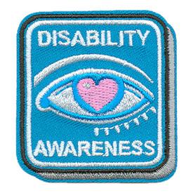 S-3925 Disability Awareness Patch