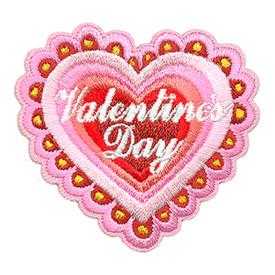 S-3926 Valentine's Day Patch