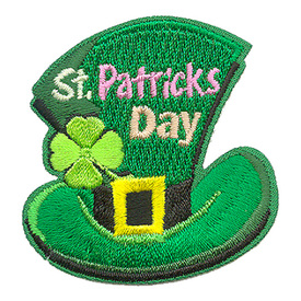 S-3927 St. Patrick's Day Patch