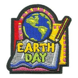 S-3930 Earth Day Patch