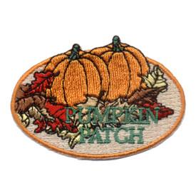 S-0294 Pumpkin Patch Patch