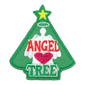 S-3941 Angel Tree Patch