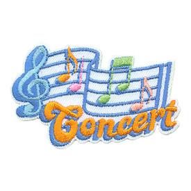 S-3942 Concert Patch