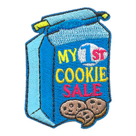 S-3945 My 1st Cookie Sale Patch