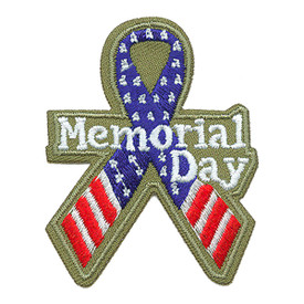 S-3948 Memorial Day Patch