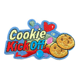 S-3966 Cookie Kick Off Patch