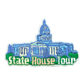S-3967 State House Tour Patch
