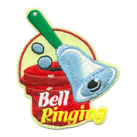 S-3974 Bell Ringing Patch