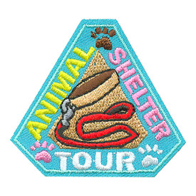 S-3978 Animal Shelter Tour Patch