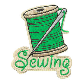 S-3981 Sewing Patch