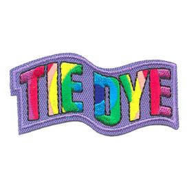 S-3983 Tie Dye Patch