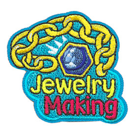 S-3984 Jewelry Making Patch
