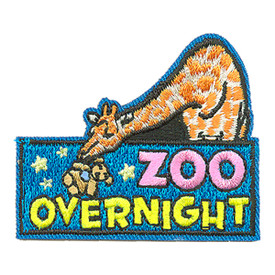 S-3990 Zoo Over Night Patch