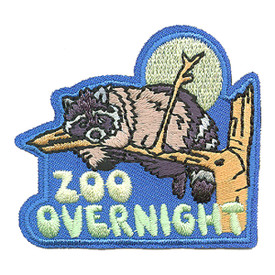 S-3994 Zoo Overnight Patch